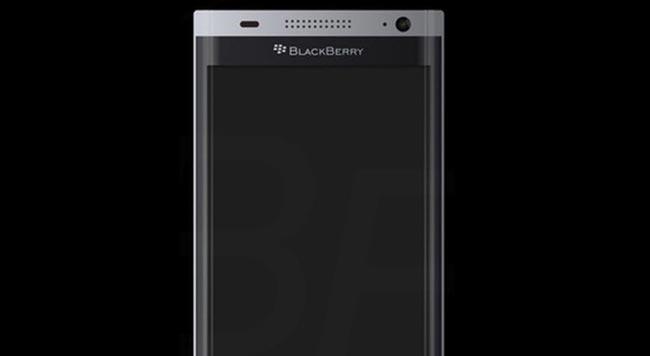 Rekaan Blackberry Mercury Dengan Papan Kekunci Fizikal Tertiris