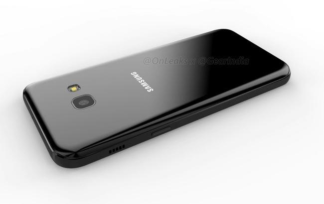 Samsung Galaxy A3 2017 Dijangka Dilancarkan Januari Hadapan