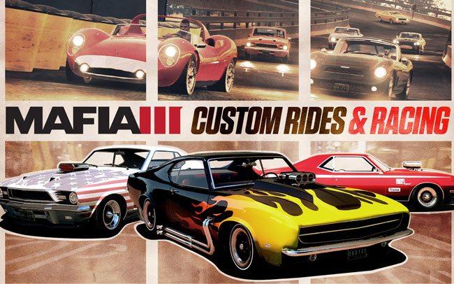 Kemaskini Percuma Mafia III Memperkenalkan Kustomasi Kenderaan Dan Misi Perlumbaan