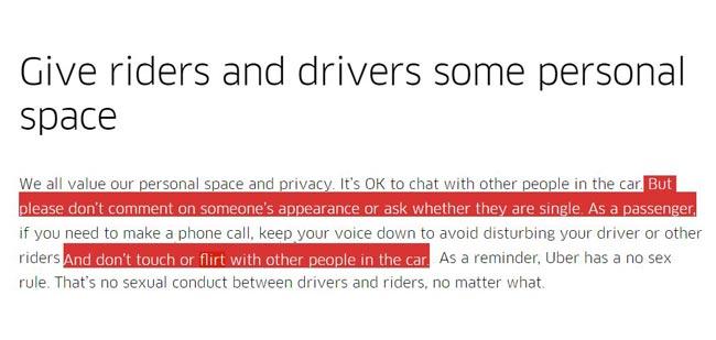 Uber Kini Mengharamkan Amalan Mengurat Dan Bertanya Status Perkahwinan Penumpang Serta Pemandu