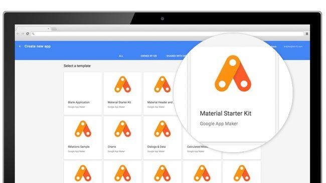 Google AppMaker