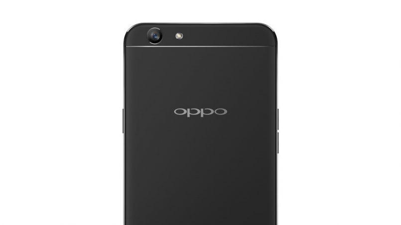 Oppo F1s Black Edition