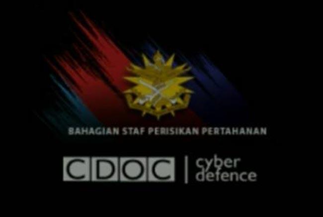 Pusat Operasi Pertahanan Siber Angkatan Tentera Malaysia Bakal Beroperasi September