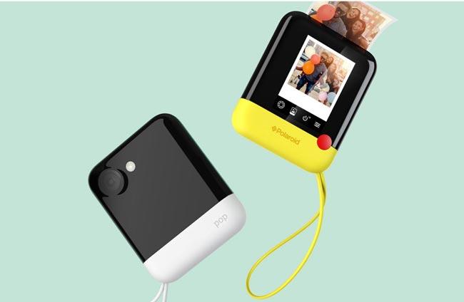 Kamera Polaroid Pop Dilancarkan – Kamera Digital Dan Pencetak Gambar Dua Dalam Satu
