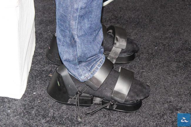 Taclim VR Shoe