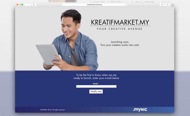 MYNIC Ingin Hadir Dengan Laman Jual-Beli Khusus Untuk Golongan Kreatif