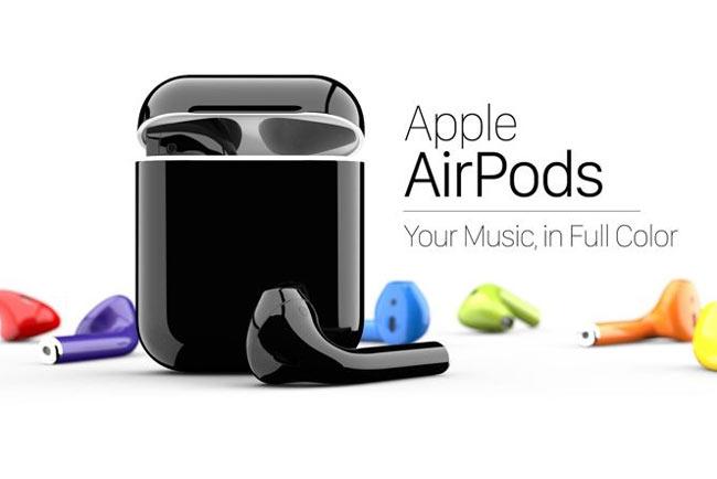 ColorWare Menawarkan 58 Warna Untuk Apple AirPods