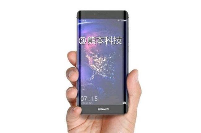 Rekaan Huawei P10 Plus Tertiris Mengesahkan Penggunaan Skrin Dwi-Lengkung
