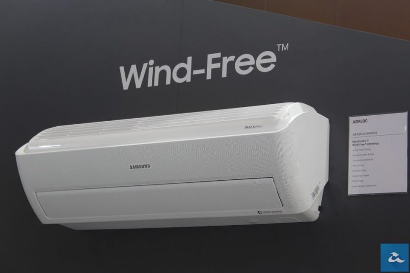 Samsung Wind Free
