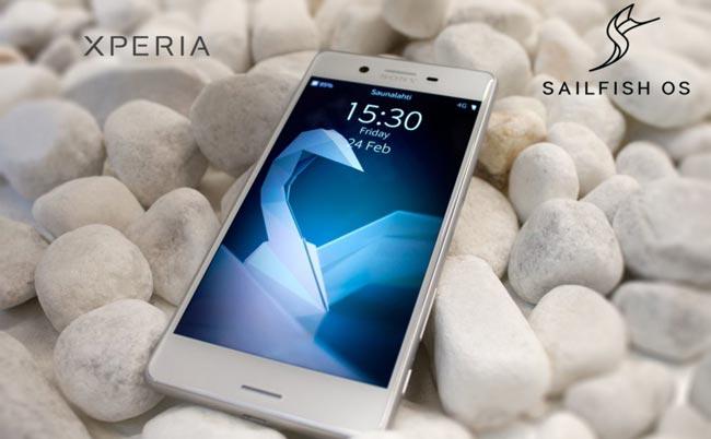 Jolla Mengumumkan Sokongan Sailfish OS Pada Peranti Sony Xperia