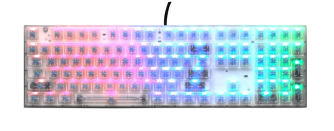 MasterKeys Pro L RGB Crystal Edition