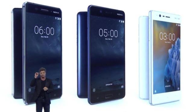 Nokia 6, 5 Dan 3 Akan Dilancarkan Di Malaysia Pada 30 Mei Ini