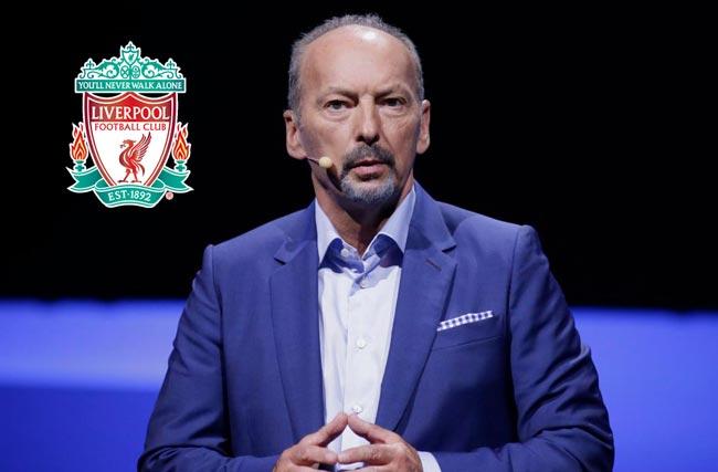 COO EA Sports Peter Moore Menyertai Kelab Bola Sepak Liverpool