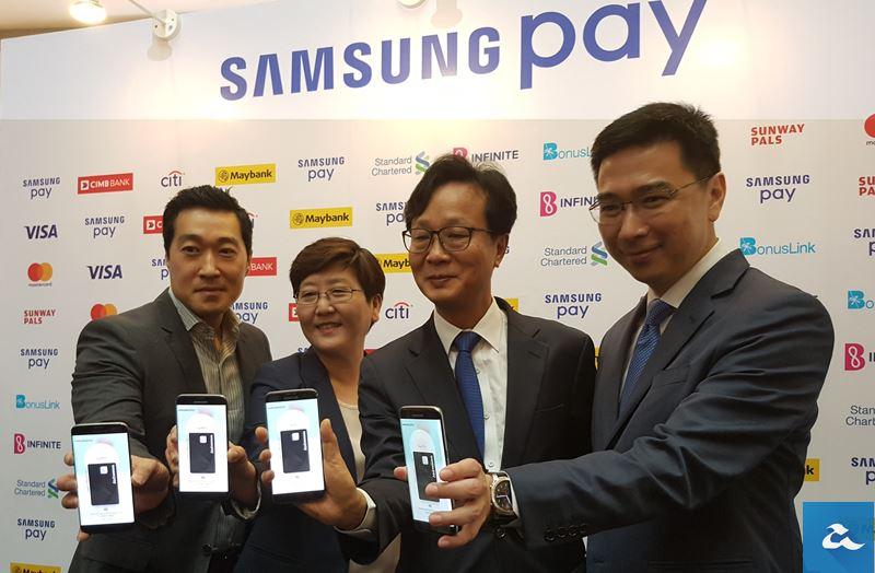 Samsung Pay Dilancarkan Secara Rasmi Di Malaysia