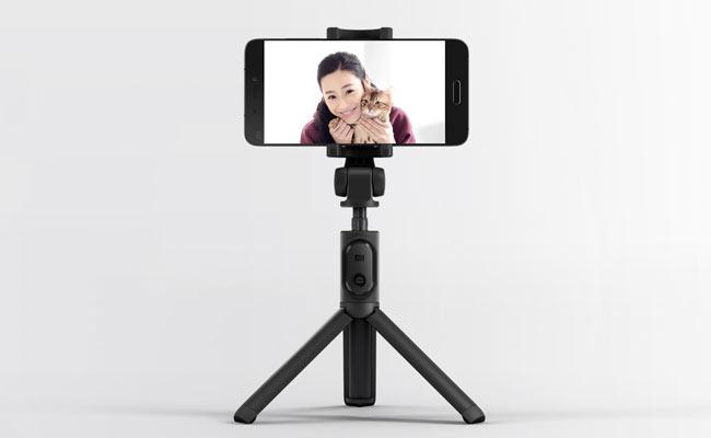 Xiaomi Melancarkan Tripod Kayu Selfie Dengan Pengawal Bluetooth Untuk Peranti Pintar