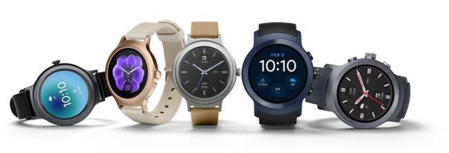 LG Watch 2017