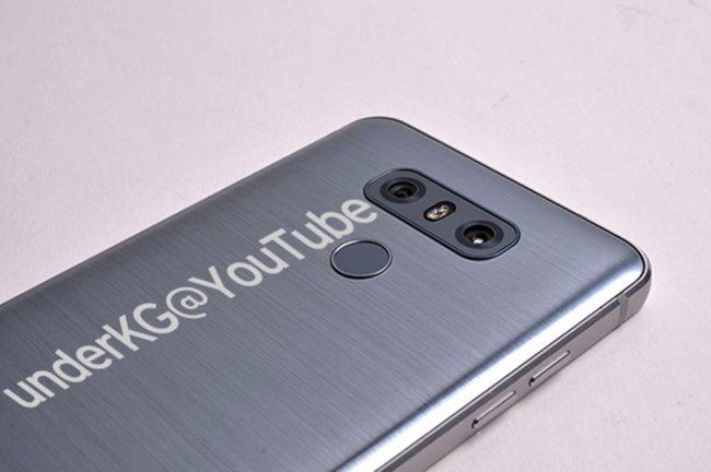 LG G6 Tertiris