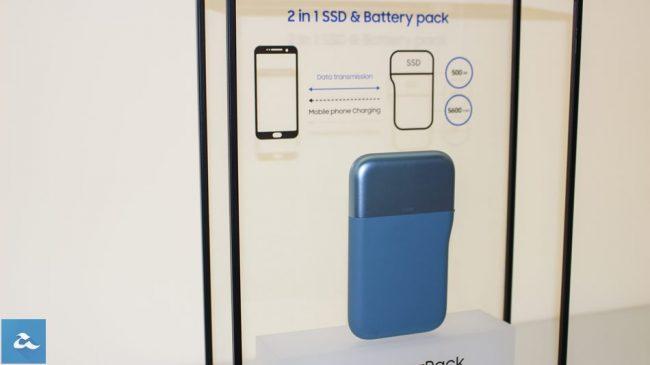 Samsung Memperlihatkan SSD Powerpack – Power Bank Dan Storan Berasaskan SSD Dalam Satu Peranti