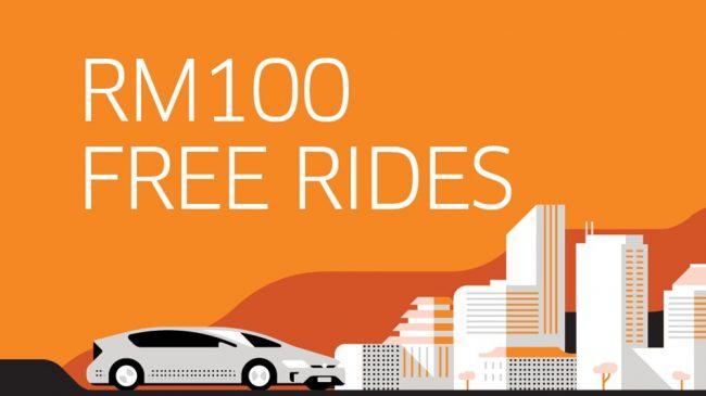 Uber RM100