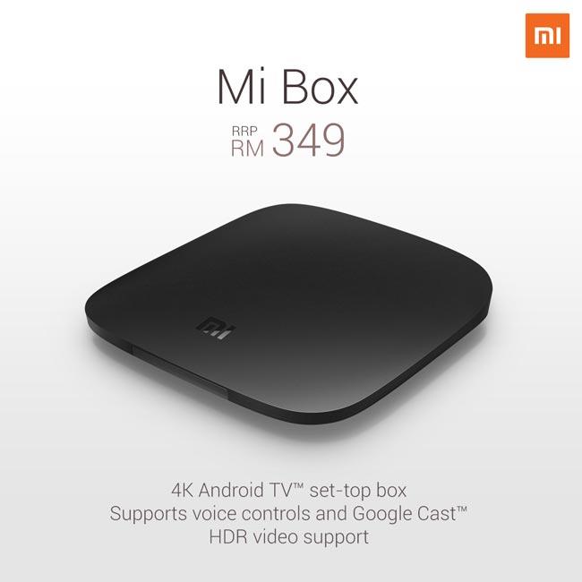 Xiaomi Mi Box Akan Dijual Di Malaysia Minggu Ini Pada Harga RM 349