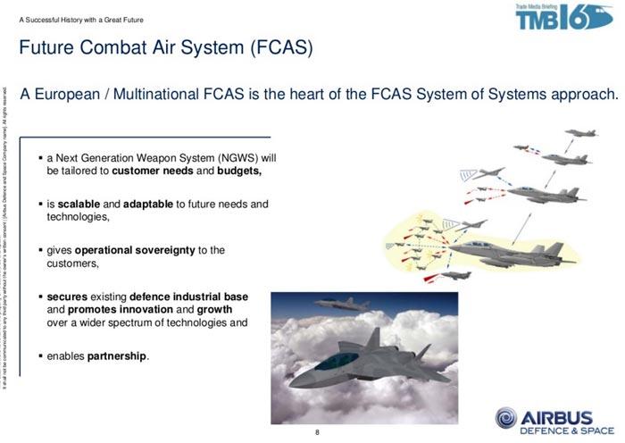 Jerman Akan Memulakan Projek Pesawat Tempur Kalis Radar Bersama Airbus