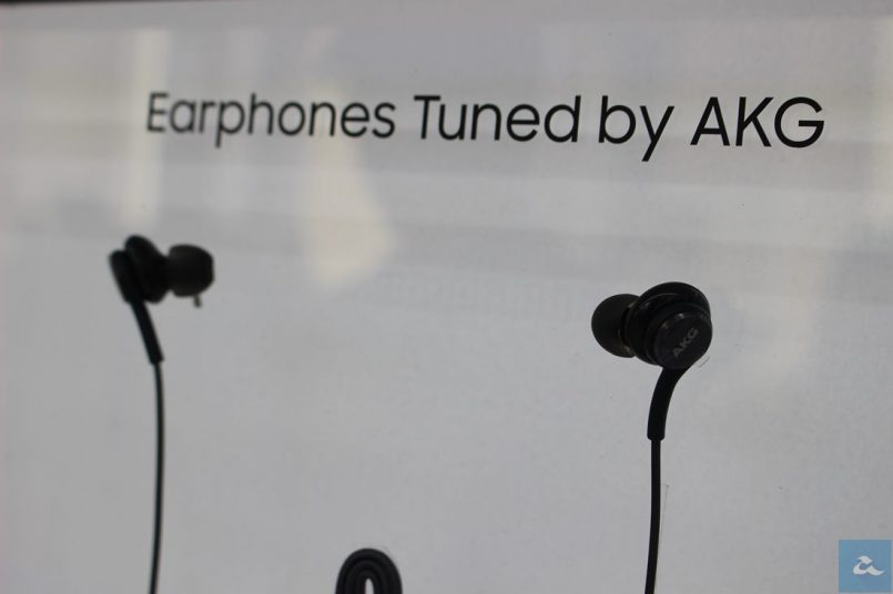 AKG Earphone