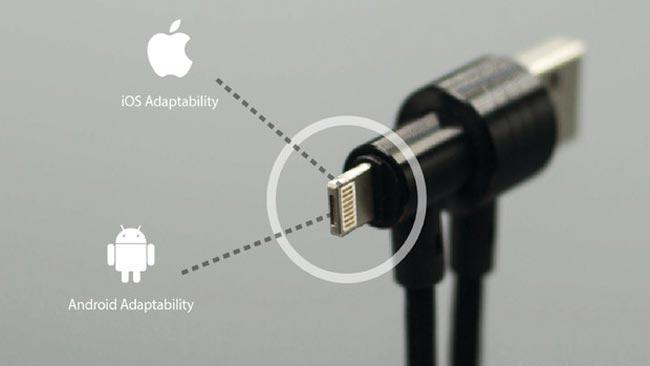 Magbine – Kabel Pengecas Universal Yang Boleh Digunakan Peranti iOS Dan Android