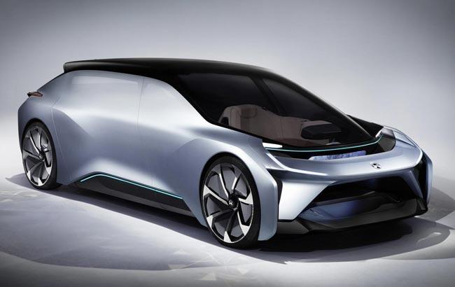 Nio Eve – Kenderaan Elektrik Dengan Pemanduan Automatik Mensasarkan Jualan Menjelang 2020