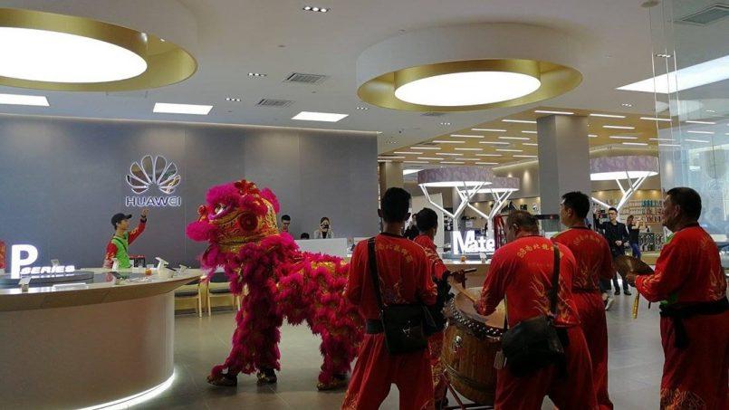 Huawei Membuka Kedai Terbesar Di Rantau Ini Di Pavilion Kuala Lumpur