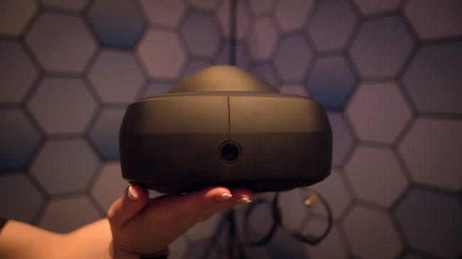 LG Steam VR