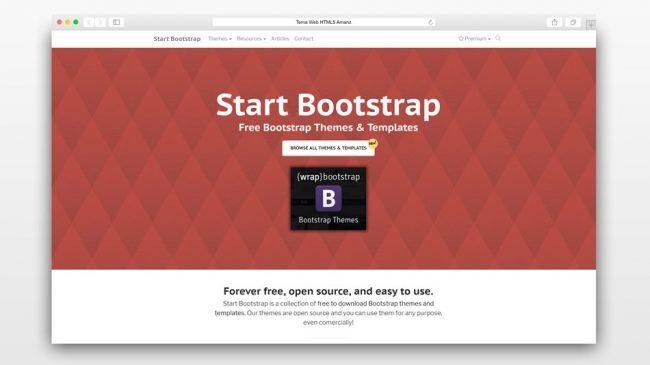 StartBootstrap