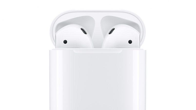 Apple AirPods Dikemaskini Dengan Sokongan Pengecasan Nirwayar