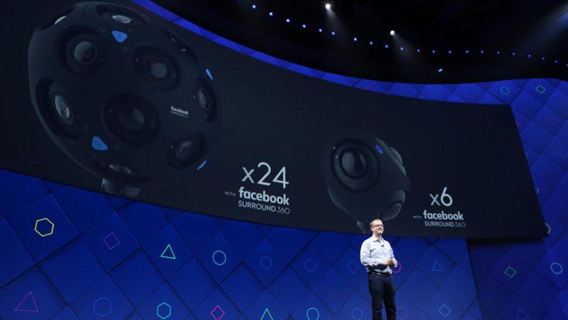 Facebook Memperlihatkan Dua Kamera 360 Darjah X24 Dan X6.