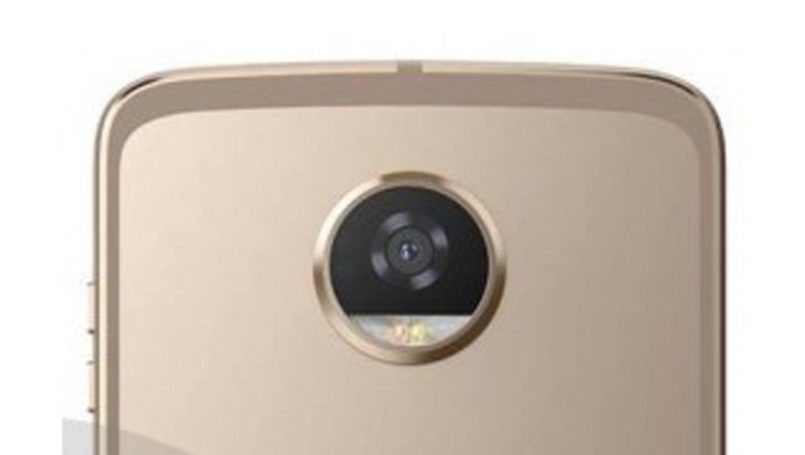 Rekaan Lenovo Moto Z2 Play Tertiris