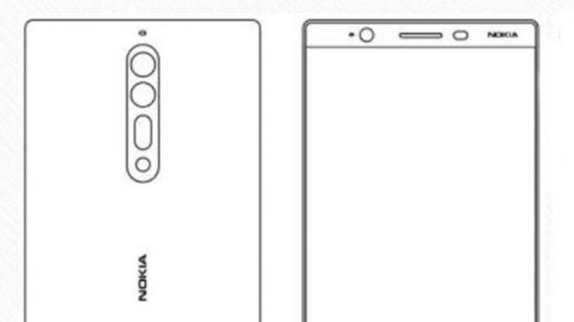 Rekaan Skematik Peranti Nokia 8 Dan 9 Tertiris