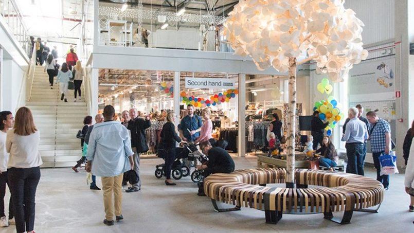ReTuna Återbruksgalleria – Pusat Membeli Belah Menjual Hanya Barangan Dikitar Semula Di Sweden
