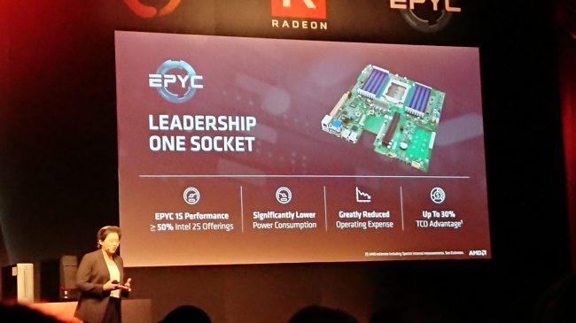 AMD EPYC Dan AMD Radeon Instinct – Gabungan CPU dan GPU Untuk Pusat Data