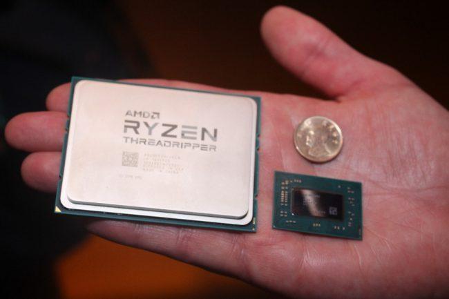 Siri CPU AMD Threadripper Diumumkan Secara Rasmi – Sehingga 16 Teras Dan 32 Bebenang Kuasa