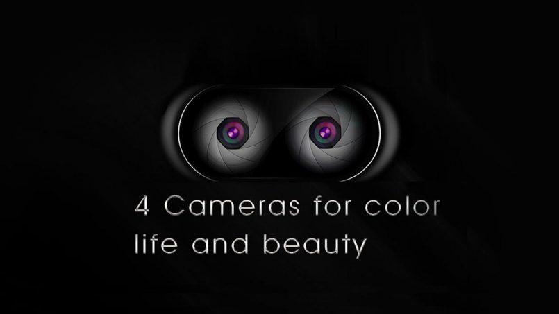 Telefon Pintar Oukitel U22 Dengan Empat Kamera Akan Dilancarkan Bulan Ini