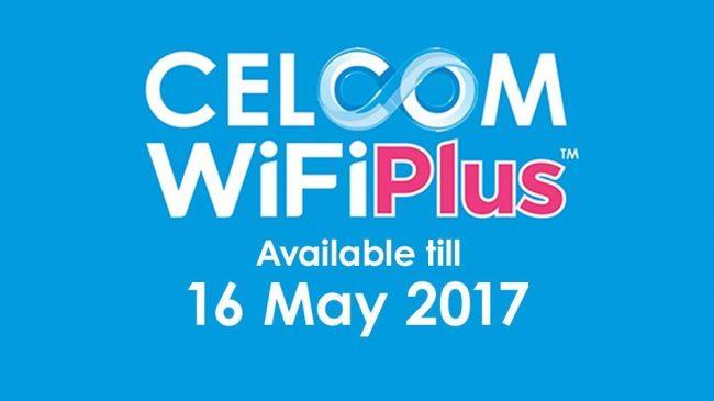 Celcom WiFiPlus