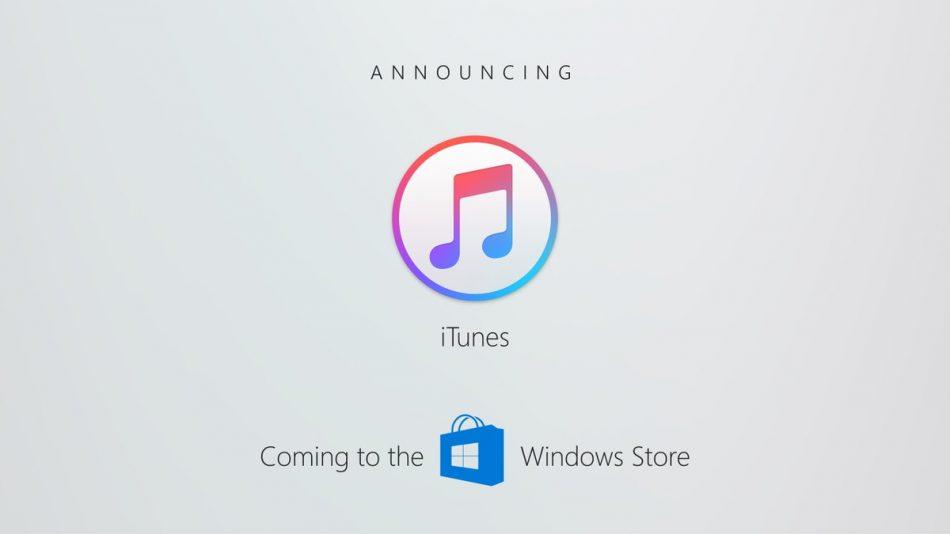 Pengenalan Apple iTunes Di Microsoft Store Ditangguhkan