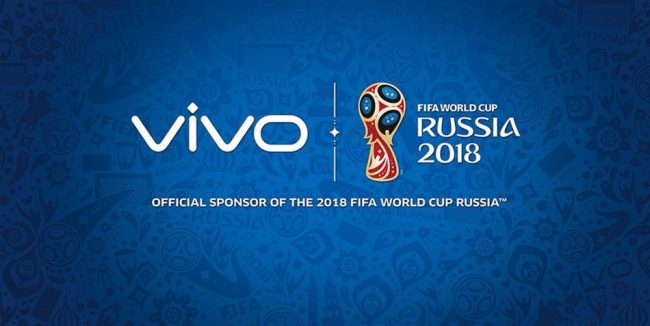 Vivo World Cup 2018