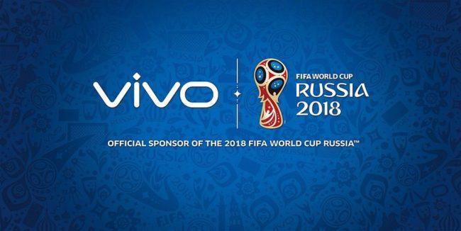 Vivo Menjadi Penaja Piala Dunia FIFA Untuk Tahun 2018 Dan 2022