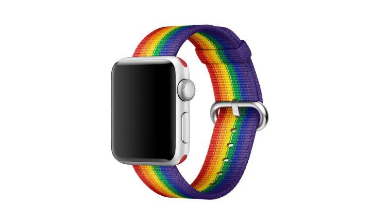 Tali Apple Watch Berwarna Pelangi Ditawarkan Di Malaysia Pada Harga RM199