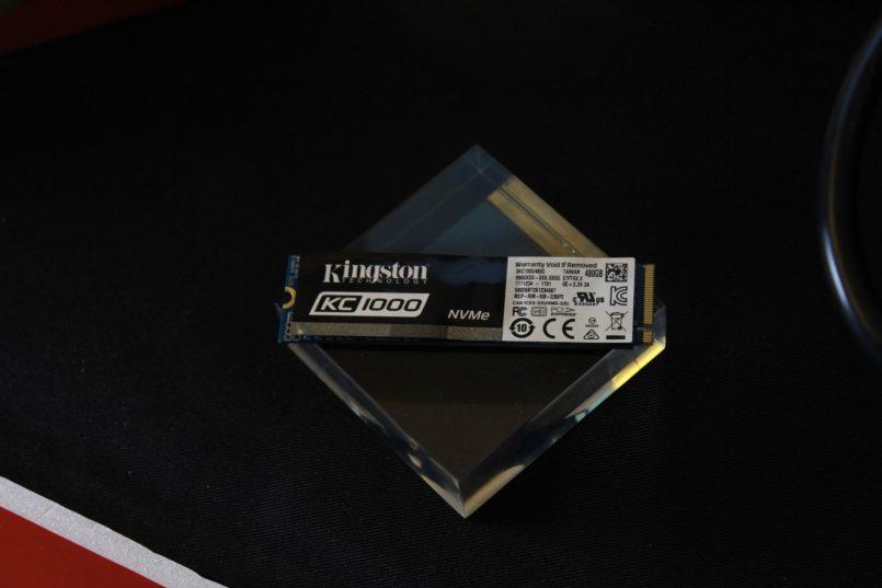 Kingston Hadir Dengan SSD NVMe PCIe KC1000 – Kelajuan Pembacaan Data Sehingga 2.7TB/s