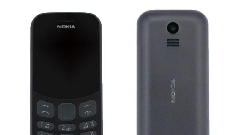 Rekaan Dua Peranti Baru Nokia Tertiris – Mungkin Model Gantian Nokia 105 dan 130