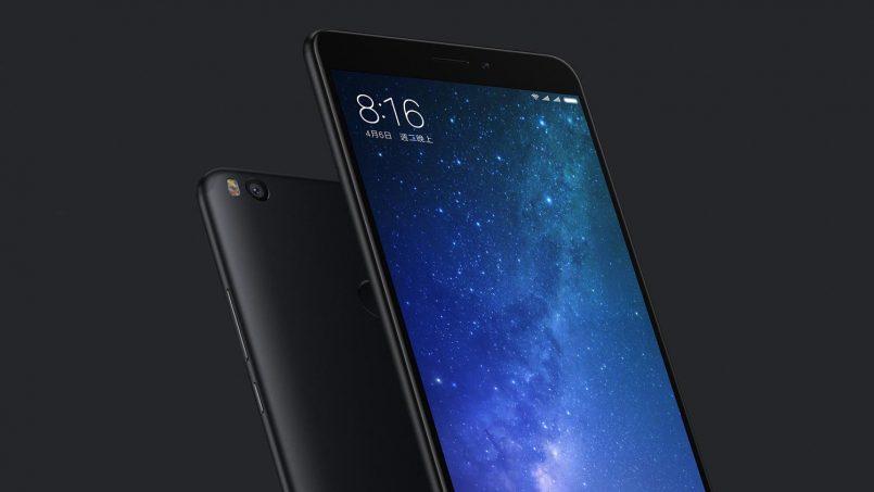 Xiaomi Mi Max 2 Ditawarkan Dalam Warna Hitam Pusam Amanz