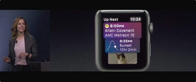 Apple WatchOS 4.0