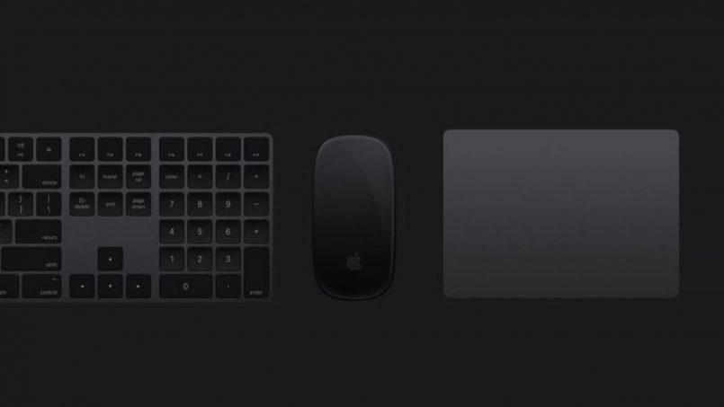 Aksesori Berwarna Space Gray Hanya Akan Dijual Kepada Pembeli iMac Pro