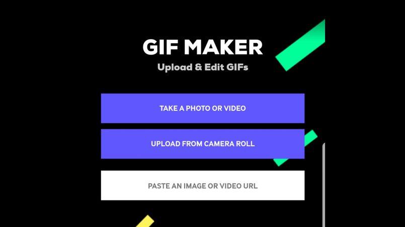 Giphy Kini Menyokong Penghasilan GIF Beranimasi Menggunakan Pelayar Web Peranti Pintar
